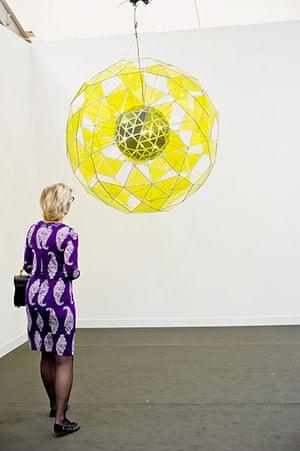 Frieze Art Fair 2011: 'Think Sphere' 2011 by Olafur Eliasson