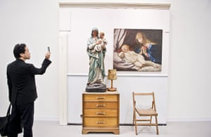 Frieze Art Fair 2011: Jake and Dinos Chapman, Milk of Human Weakness and God Doesn't Love You