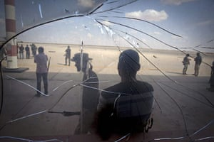 From the agencies: Manu Brabo: the airport in Sirte