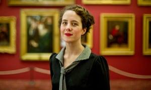 Sonia Solicari, curator of Guildhall Art Gallery