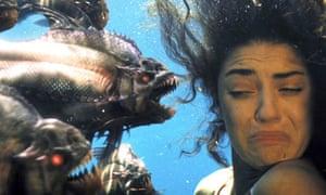 Kelly Brook in Piranha 3D