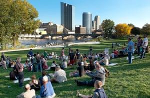 Occupy Grand Rapids: Occupy Grand Rapids movement