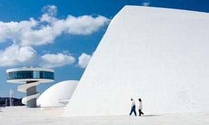 Centro Cultural Oscar Niemeyer, Aviles, Asturias, Spain
