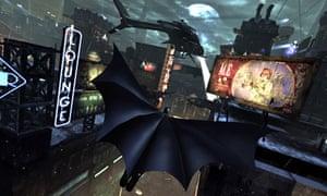 Batman: Arkham City game screenshot