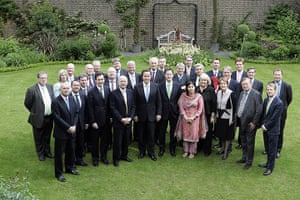 Liam Fox: 13 May 2010: Britain's new cabinet