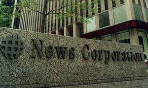 News Corporations US headquarters