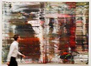Frieze recommendations: Gerhard Richter show at the Tate Modern