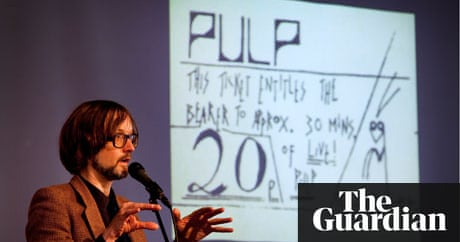 Jarvis cocker the secrets of pulps songs music the guardian malvernweather Choice Image