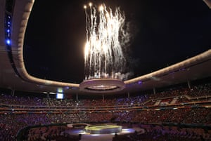 24 Hours: The Omnilife Stadium at the start of the Pan American Games
