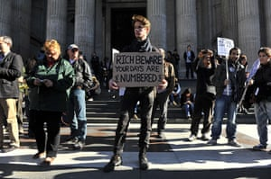 Occupy London: Occupy The London Stock Exchange