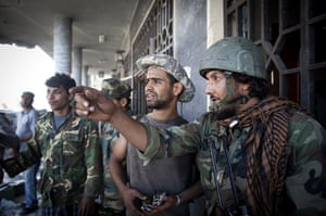 Sirte: Interim Authority Forces Target Sirte