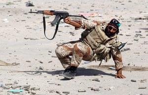 Sirte: Libya unrest Sirte