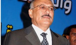 President Ali Abdullah Saleh