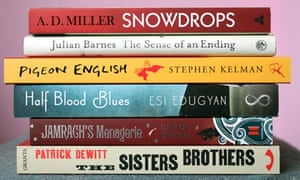 This books shortlisted for this year's Booker Prize