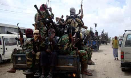 Kenyan troops enter somalia