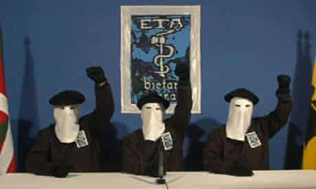 Eta members announce a permanent verifiable ceasefire