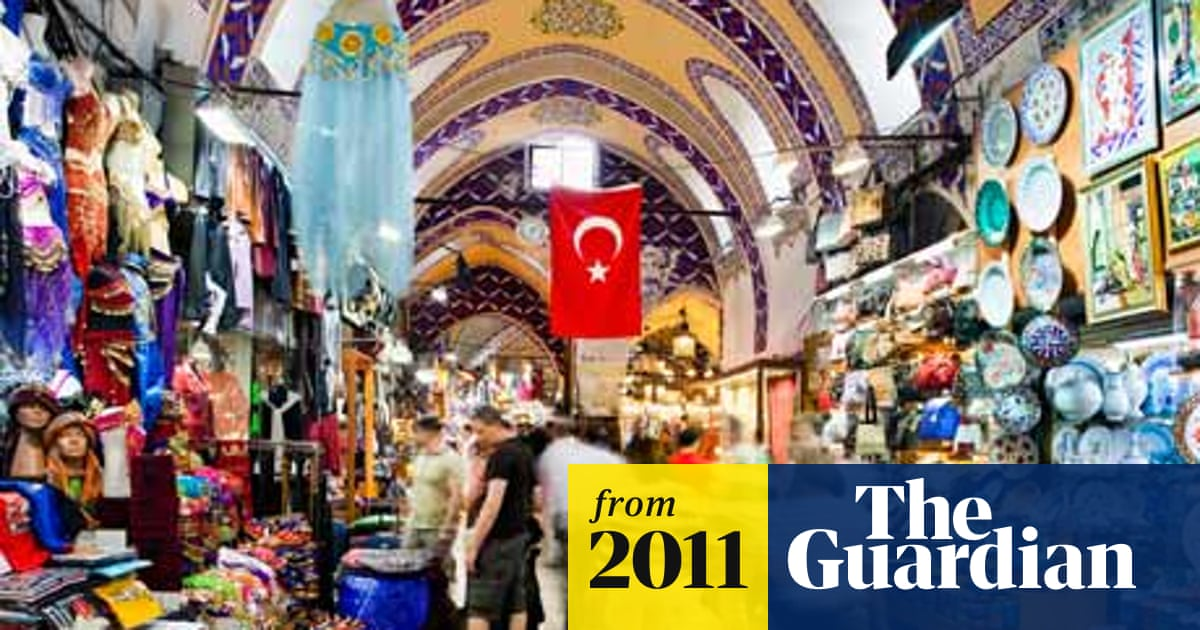 Turkey cracks down on counterfeit goods | World news | The Guardian