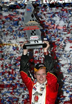 Dan Wheldon Retrospective: Dan Wheldon wins SunTrust Indy Challenge in 2004