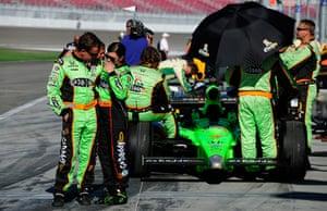 Dan Wheldon Retrospective: IZOD IndyCar World Championships at Las Vegas