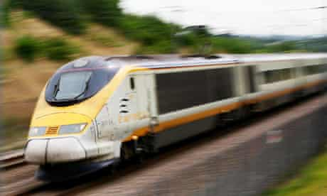 Channel Tunnel delays