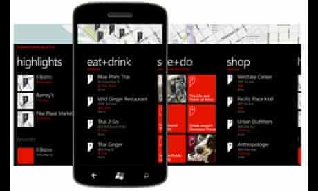 Microsoft's Windows Phone 7.5, otherwise known as Mango