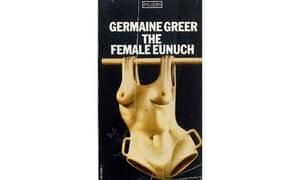 John Holmes's book jacket for The Female Eunuch