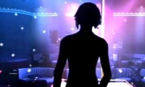 Still image from Duke Nukem Forever TV ad banned from pre-11pm screening
