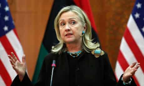 Hillary Rodham Clinton Libya