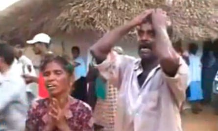 Channel 4 film Sri Lanka's Killing Fields