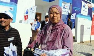 Tunisian election