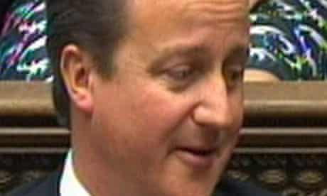 The vote was moved amid fears Tory MPs were planning to use David Cameron's absence to rebel