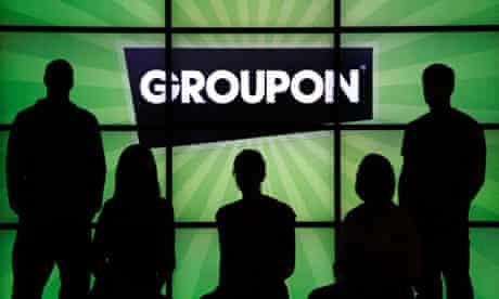 Groupon plans scaled back flotation as eurozone crisis deflates plans