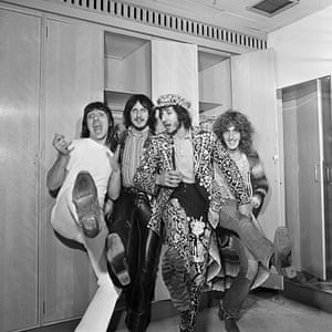 Harry Goodwin pop photos: The Who at BBC Television Centre