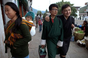 From the agencies: Bhutan Prepares For Royal Wedding