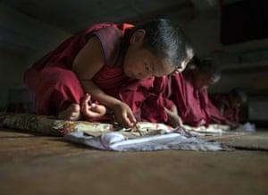 From the agencies: Dechen Phodrang monastery in Thimphu, Bhutan