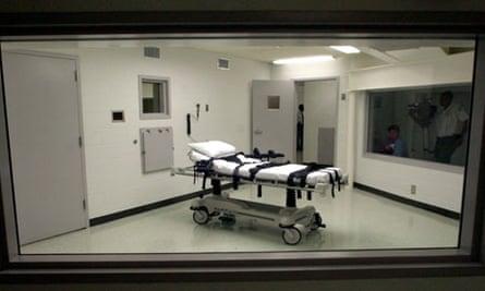 Holman prison, Atmore, Alabama
