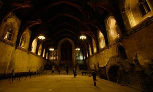 Westminster Hall will host BBC1's Question Time next month