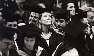 Graduation ceremony at Brighton