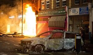 Riots aftermath