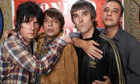 The Stone Roses sell out comeback gigs
