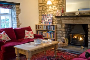 Christmas cottages: 2 Chapel Lane cottage, Rutland