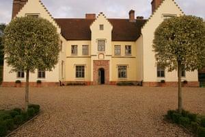 Christmas cottages: Felmingham Hall, Norfolk