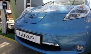 Electric car UK sales sputter out