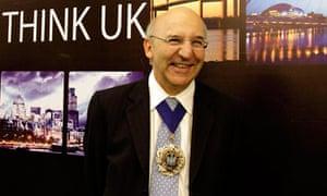 Michael Bear, lord mayor