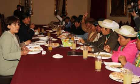 Bolivian president Evo Morales scraps plans for Amazon highway