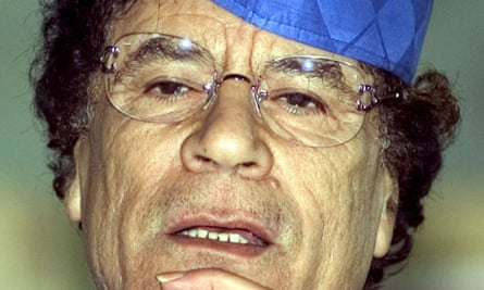 Muammar Gaddafi's will has requested that he be buried in Sirte