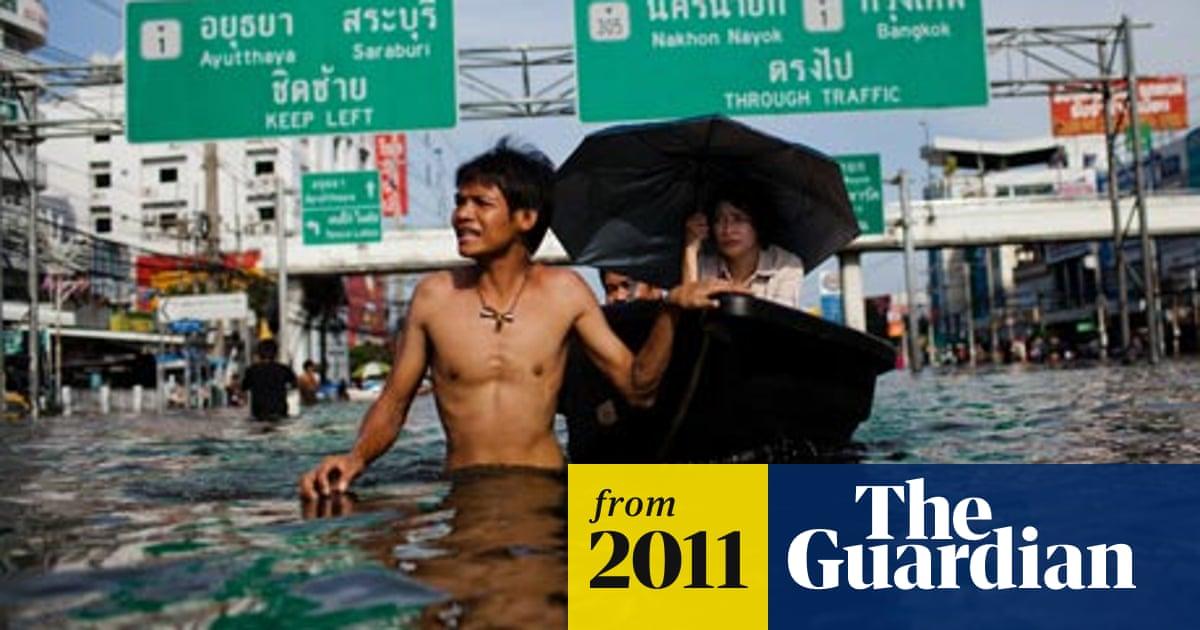 Thailand's devastating floods are hitting PC hard drive supplies