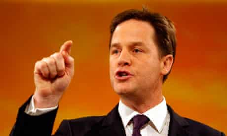Clegg tax changes