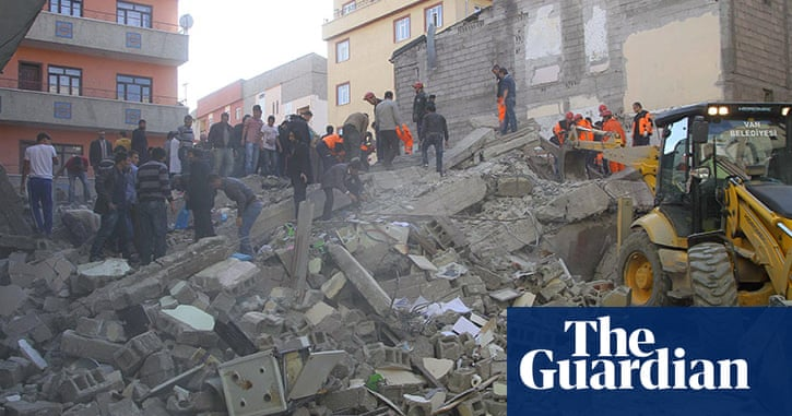 2d110c6743 Turkey earthquake – in pictures