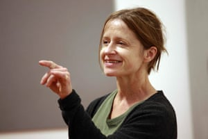Hamlet at the Young Vic: Hayley Carmichael